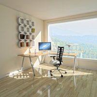 architektura - wykorzystanie płyt meblowych w mieszkaniu