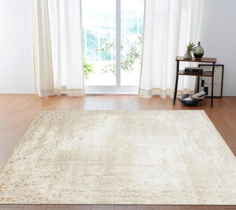 dywan kremowy